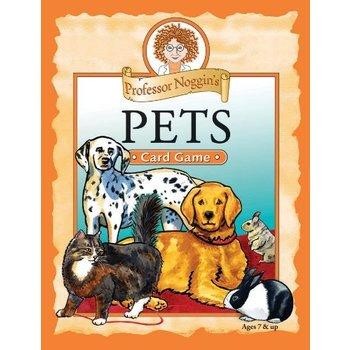 Professor Noggin's Trivia Game: Pets