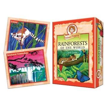Professor Noggin's Trivia Game: Rainforests of the World