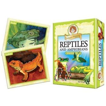 Professor Noggin's Trivia Game: Reptiles