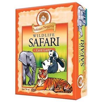 Outset Media Professor Noggin's Trivia Game: Wildlife Safari