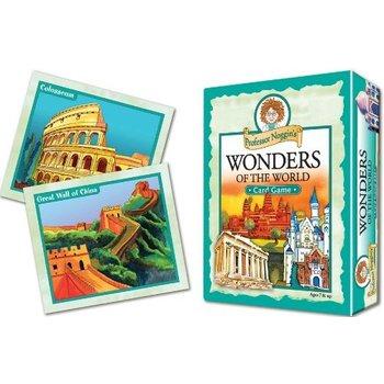 Professor Noggin's Trivia Game: Wonders of the World