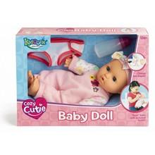 Kidoozie Kidoozie Cozy Cutie Baby Doll