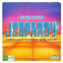 Outset Media Outset Game Jeopardy! Deluxe