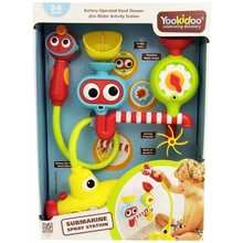 Yookidoo Yookidoo Bath Toy Submarine Spray