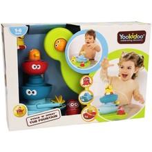 Yookidoo Yookidoo Bath Toy Stack N Stream