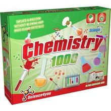 Science4You Science Kit Chemistry 1000