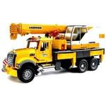 Bruder Mack Crane Truck