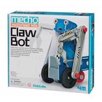 4M 4M KidzLabs Claw Bot Mecho Motorized Kit