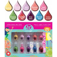 Suncoat Nail Polish Set of 10 Mini Party Palette