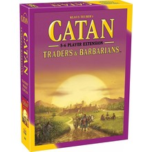 Mayfair Catan Game 5-6 Player Extension: Traders and Barbarians