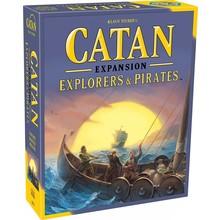 Catan Game Expansion: Pirates & Explorers