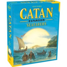 Mayfair Catan Game Expansion: Seafarers