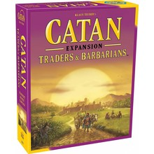 Mayfair Catan Game Expansion: Traders & Barbarians