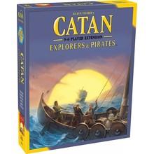 Mayfair Catan Game 5-6 Player Expansion: Pirates & Explorers