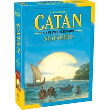Catan Studios Catan Game 5-6 Player Extension: Seafarers