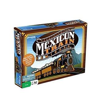 Pressman Game Dominoes Mexican Train