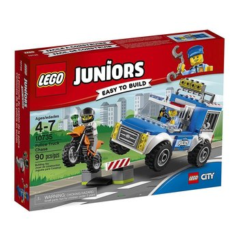 Lego Lego Juniors Police Truck Chase