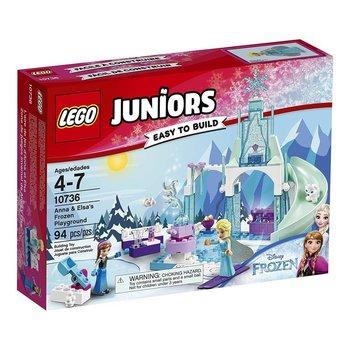 Lego Lego Juniors Frozen Anna & Elsa's Frozen Playground