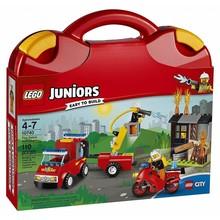 Lego Lego Juniors Fire Patrol Suitcase