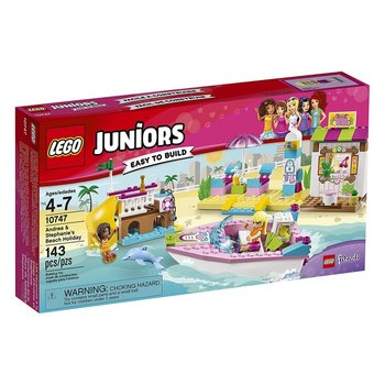 Lego Lego Juniors Andrea's & Stephanie's Beach Holiday