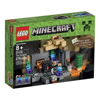 Lego Lego Minecraft The Dungeon
