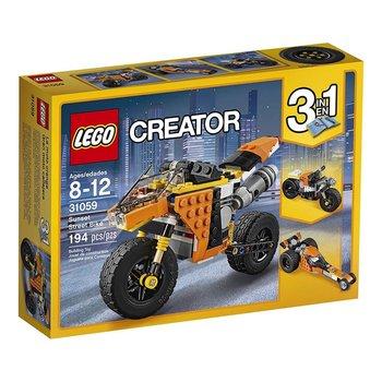 Lego Lego Creator Sunset Street Bike