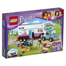 Lego Lego Friends Horse Vet Trailer