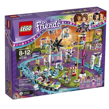 Lego Lego Friends Amusement Park Roller Coaster