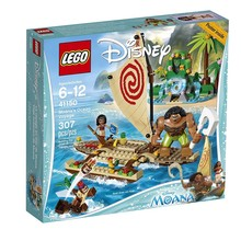 Lego Lego Disney Moana's Ocean Voyage