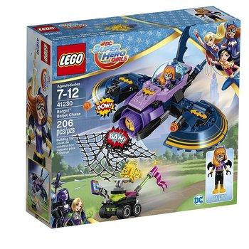 Lego Lego Super Hero Batgirl Batjet Chase