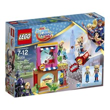 Lego Lego Super Hero Harley Quinn to the Rescue