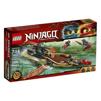 Lego Ninjago Destiny's Shadow