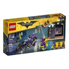 Lego Lego Batman Catwoman Catcycle Chase