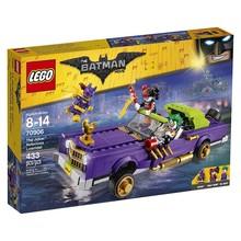 Lego Lego Batman The Joker Notorious Lowrider