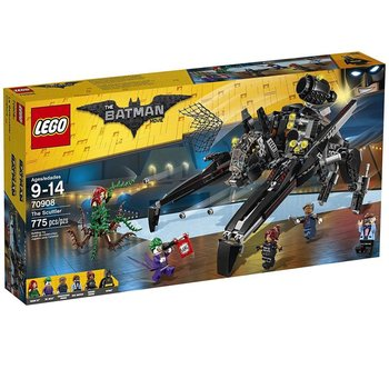 Lego Lego Batman The Scuttler