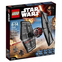 Lego Lego Star Wars First Order Special Forces Tie Fighter