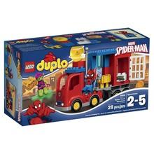 Lego Lego Duplo Super Hero Spiderman Truck