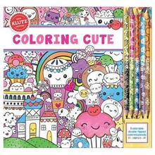Klutz Klutz Book Coloring Cute