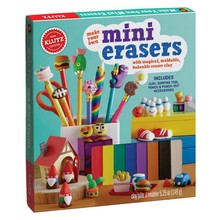 Klutz Klutz Book Make Your Own Mini Erasers