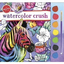 Klutz Klutz Book Watercolor Crush