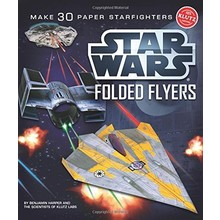 Klutz Klutz Book Star Wars Folded Flyers
