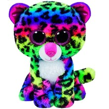 Ty Ty Beanie Boo Large Dotty Leopard