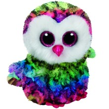 Ty Ty Beanie Boo Medium Owen Owl