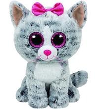Ty Ty Beanie Boo Large Kiki Cat