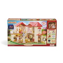 Calico Critters Calico Critters Townhome Gift Set