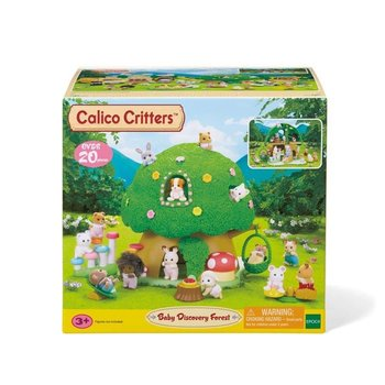 Calico Critters Calico Critters Baby Discovery Forest