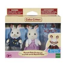 Calico Critters Calico Critters Set Hopscotch Rabbit Grandparents