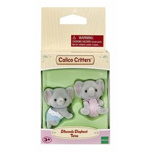 Calico Critters Calico Critters Twins Ellwoood Elephant
