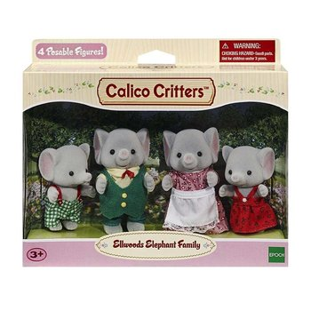 Calico Critters Calico Critters Family Ellwood Elephant
