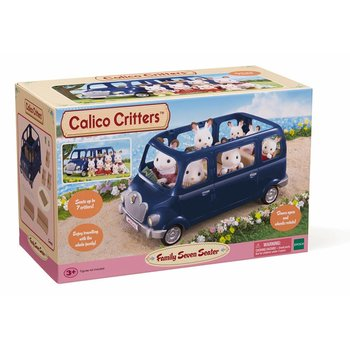 Calico Critters Calico Critter Family Seven Seater